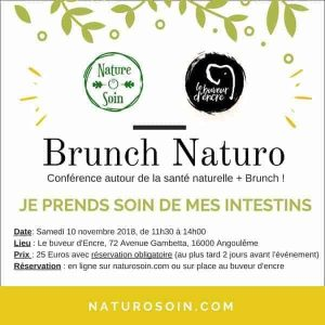 naturopathie angouleme clement tisseuil conference atelier angouleme